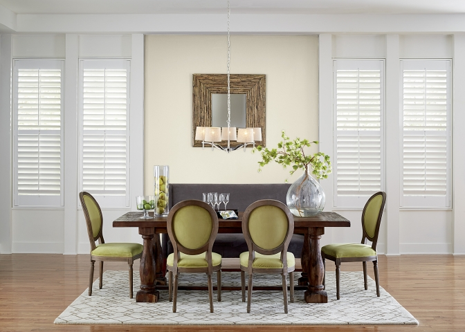 Composite Shutters Dining Room1