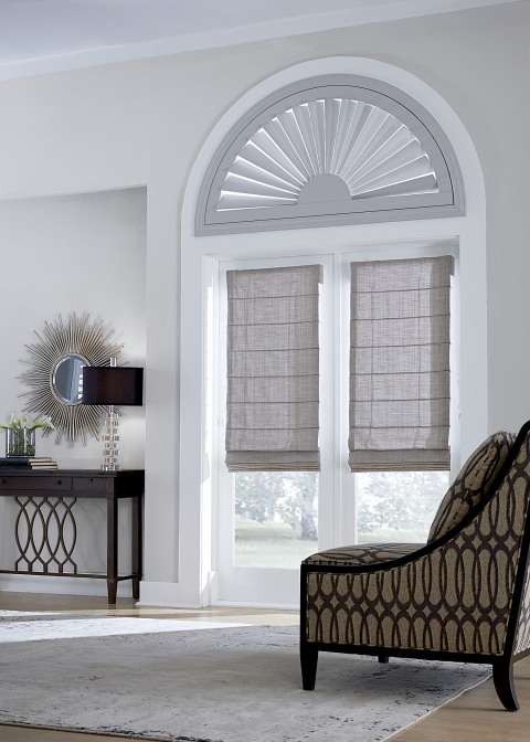 Wood Shutters Entry